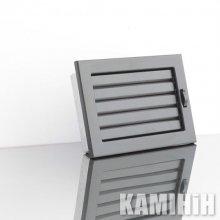 Решітка вентиляційна для каміна KRVZ 200x145-ML з регуляцією жалюзями
