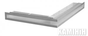 """Решітка вентиляційна для каміну """"V-OPEN"""" KRVO-L/R-500x500/100-CH"""