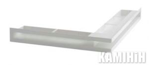 """Решітка вентиляційна для каміну """"V-OPEN"""" KRVO-L/R-500x500/70-ML"""