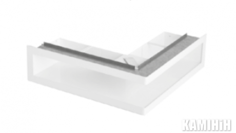 """Решітка вентиляційна для каміну """"V-OPEN"""" KRVO-L-300x500/70P-ML"""