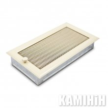 Решітки вентиляційні для каміну 17х30 об'ємні з жалюзі