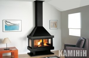 Fireplace stove Rocal Barbara 120