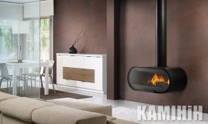 Fireplace stove Rocal D-8