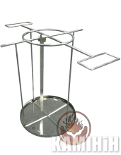 Accessory for tandoor - sampurna with the pallet for fat