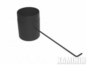 Шибер SZK, Ø 120-250, 2 мм
