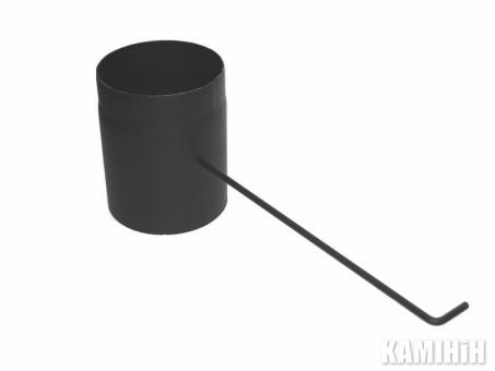Шибер 25 см, Ø 120-250, 2 мм