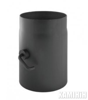 Шибер SZKB, Ø 120-160, 2 мм