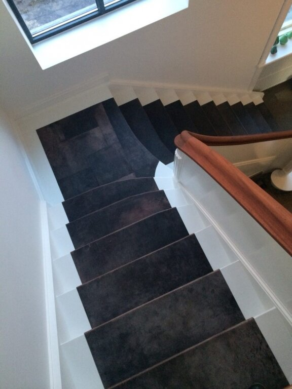 Шкіра для стін та підлоги BOXER – PETROL