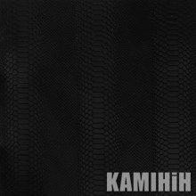 Шкіра для стін та підлоги COBRA PAMPAS – PITCH BLACK