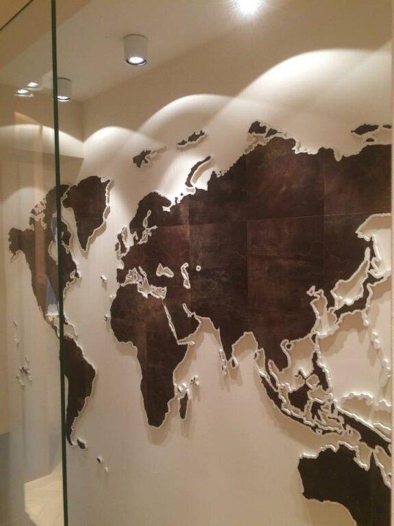 Кожа для стен и пола COBRA PAMPAS – TAN