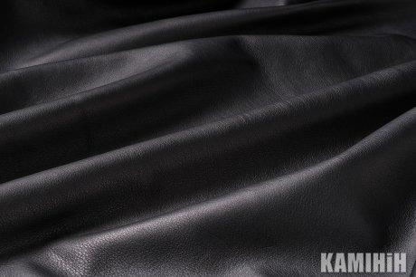 Шкіра для стін та оббивки GUSTO – JETBLACK