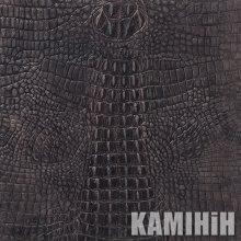 Шкіра для стін KAIMAN TUNDRA – CHOCOLAT (ціна за м²)