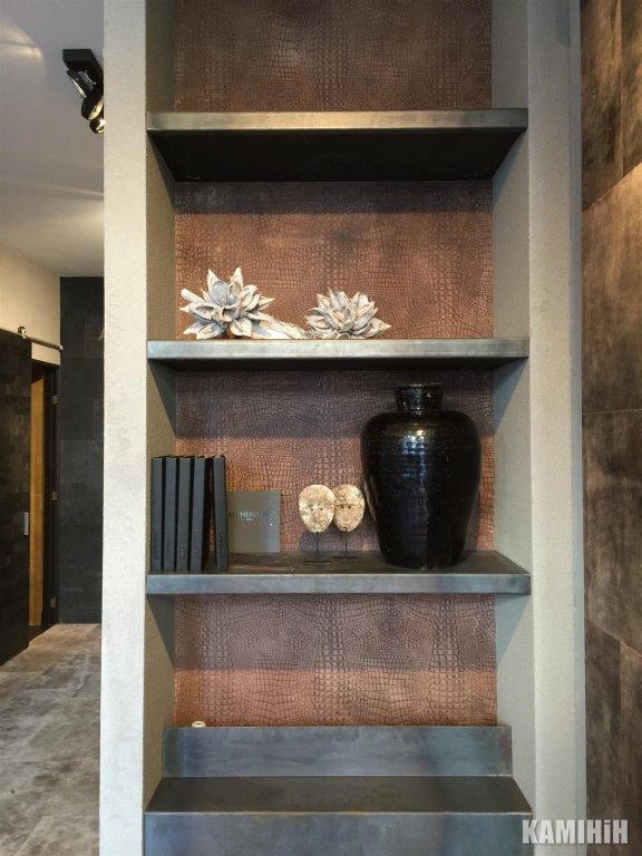 Кожа для стен и пола KAIMAN TUNDRA – CLAY