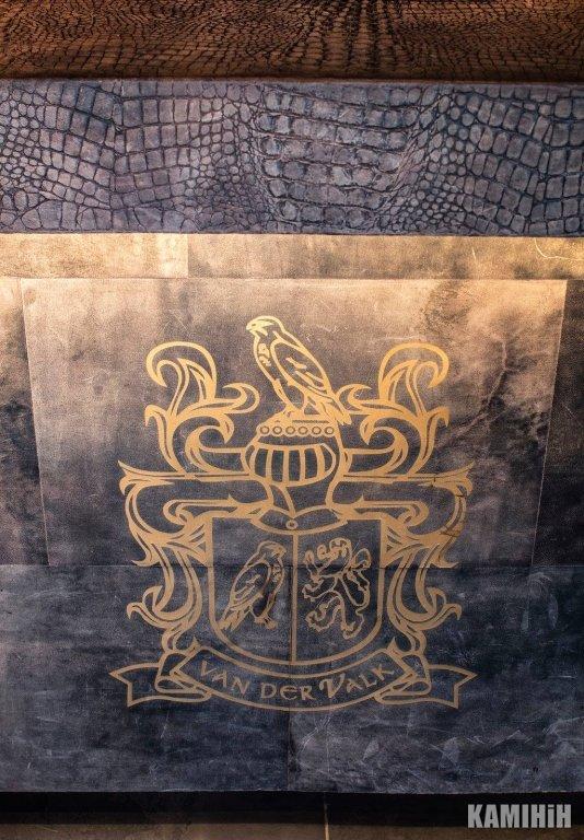 Кожа для стен и пола KAIMAN TUNDRA – GREY