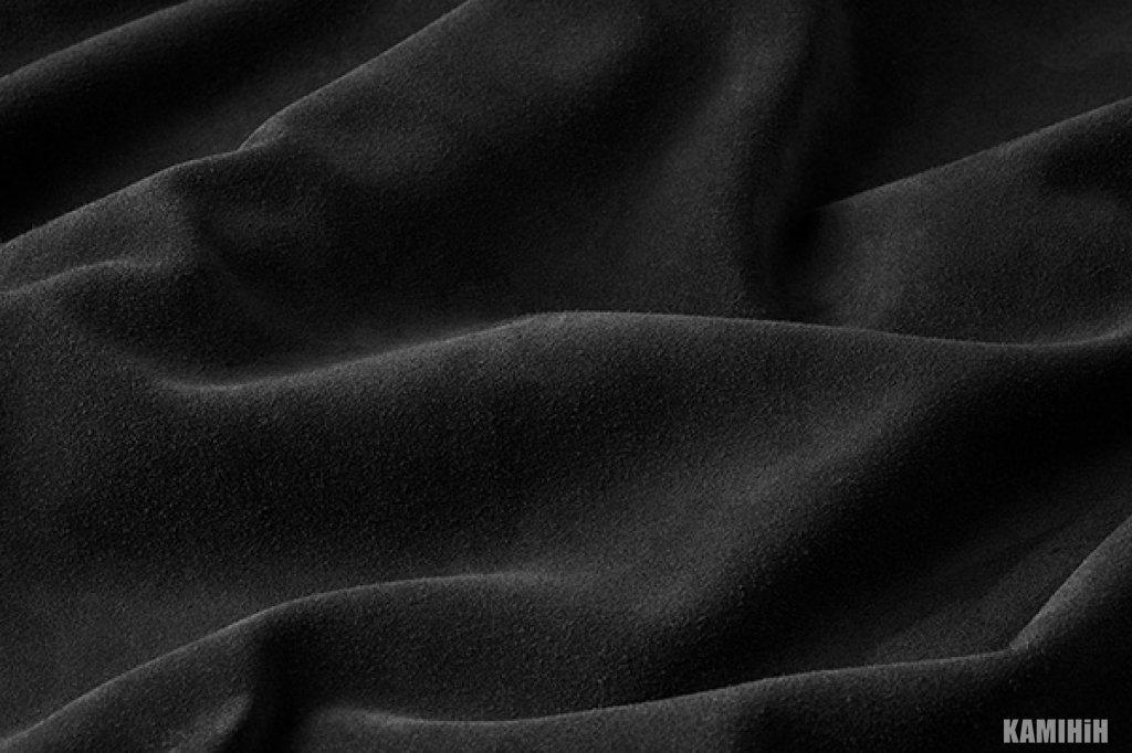 Шкіра для стін та оббивки SUEDE – BLACK