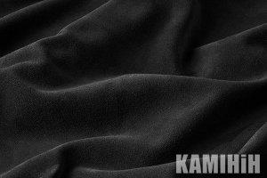 Шкіра для стін SUEDE – BLACK (ціна за м²)