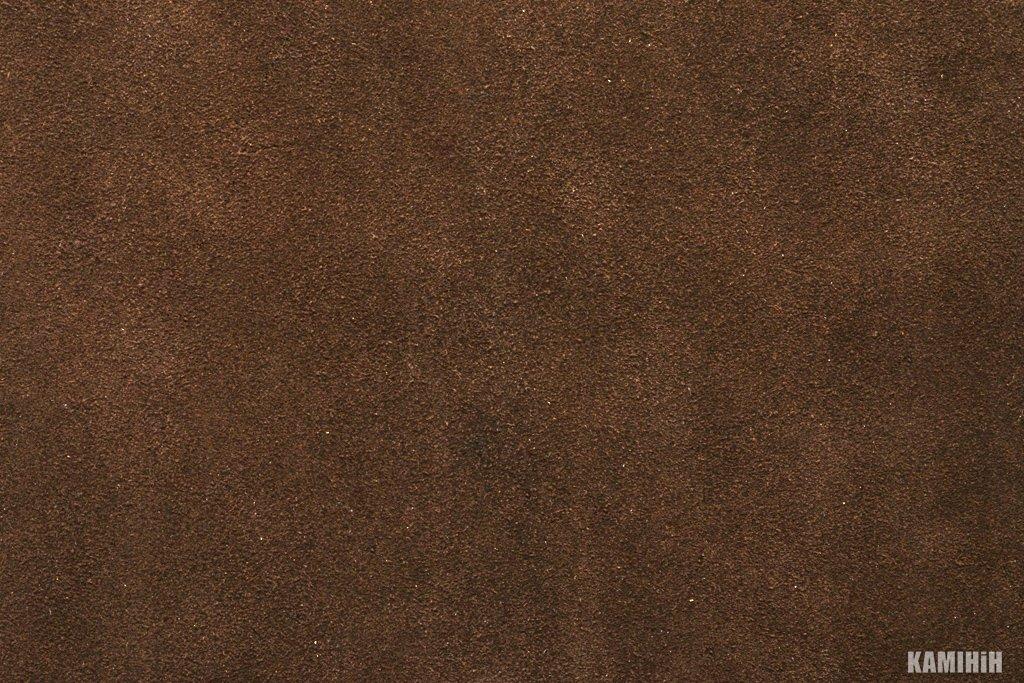Шкіра для стін та оббивки SUEDE – TESTA-DI-MORO