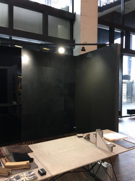 Шкіра для стін та підлоги TUSCANY – BLACK