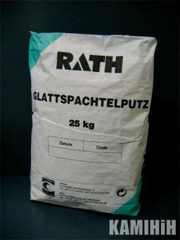 Штукатурка вирівнююча RATH GLATTSPACHTELPUTZ