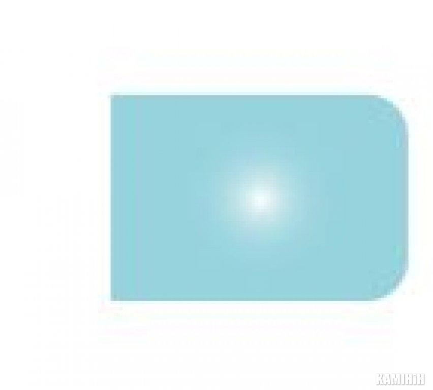 Скляна підлогова плита 650 х 850