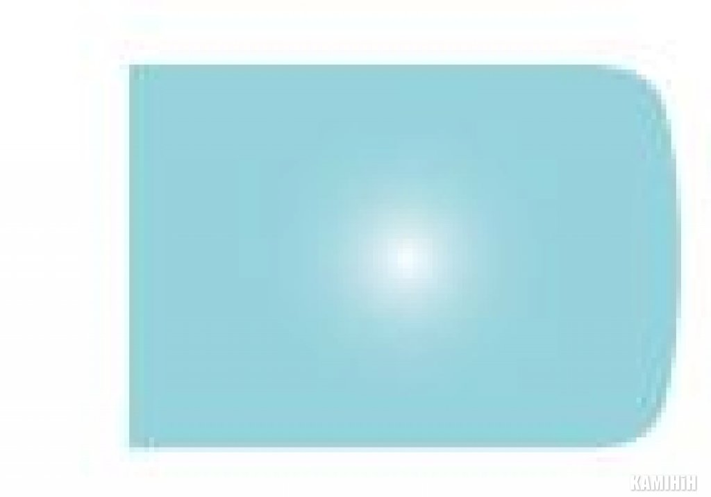 Скляна підлогова плита 800 х 1000