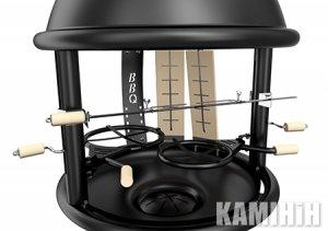 Сталевий вертель для моделей Apetivo і BBQ