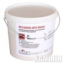 Термостійкий клей SILCADUR HFS (6,5 кг)
