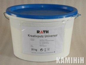 Штукатурка  Kreativputz Universal RATH