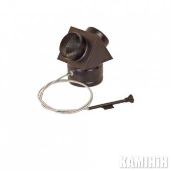 Тройник Ø 102/80/80 мм для регулятора ERS