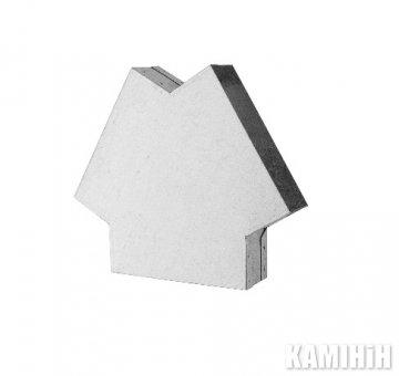 Тройник YP150x50/120-OC 120°