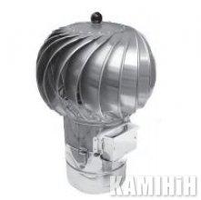 Турбіна алюмінієва Darco THP...ML-B Ø200-300