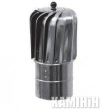 Турбіна алюмінієва Darco TU...CHAL-T-B-S Ø150
