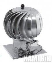 Турбіна алюмінієва Darco TU...ML-H-NET Ø150-200