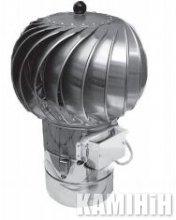 Турбіна алюмінієва фарбована Darco TU...ML-H-B-NET Ø150-200