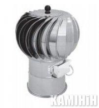 Турбіна алюмінієва фарбована Darco THP...ML-BII Ø200-300