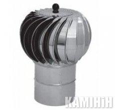 Турбіна алюмінієва фарбована Darco TU...ML-B-S Ø150-500