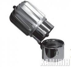 Турбіна алюмінієва фарбована Darco TU...ML-T-B Ø150