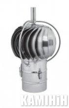 Турбіна хромована Darco Ø150-200 з внутрішнім підшипником