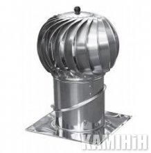 Турбіна хромована Darco TU...CHCH-N Ø150-500