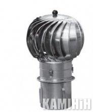 Турбина хромированная Darco TU...CHCH-PTU Ø150-300
