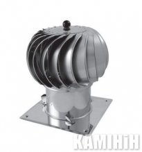 Турбина хромированная Darco TU...CHCH Ø150-350