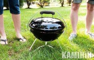 Угольный гриль Smokey Joe Premium