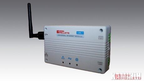 Wi-Fi модуль (система керування через інтернет)