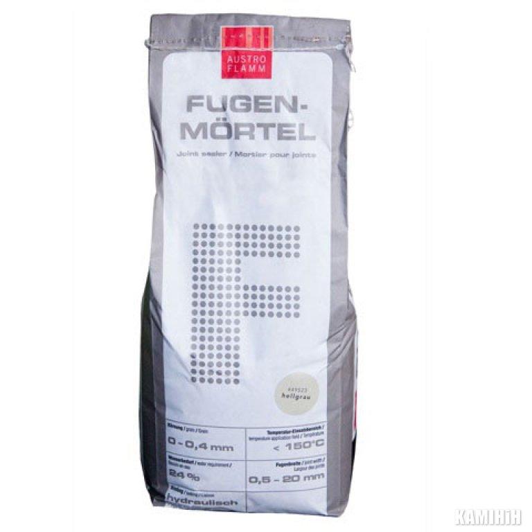 Замазка для швів Fugenmortel